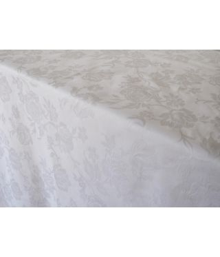 Jacquard Damask-Romantic Rose