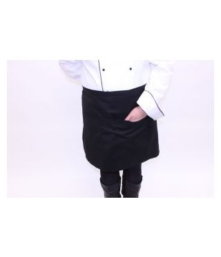 100% Cotton Waitron Apron - 50 cm