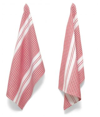 Tea Towels - Designer Stripe