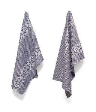 Tea Towels - Designer Damask