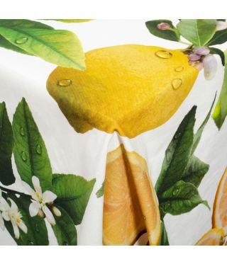 Botanica Lemon Tablecloths