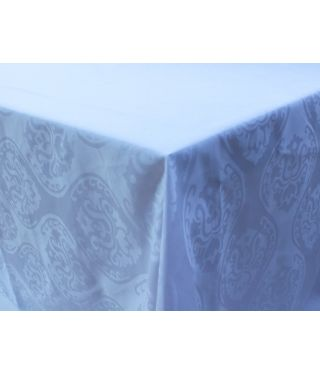 Deluxe - Oriel Damask Table cloth