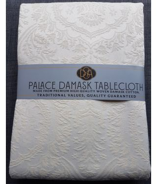 Palace Damask - CREAM