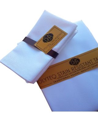 Polyteq Stain Resistant - White