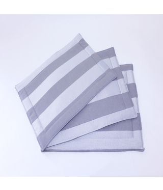 Seattle Stripe - SET OF 6