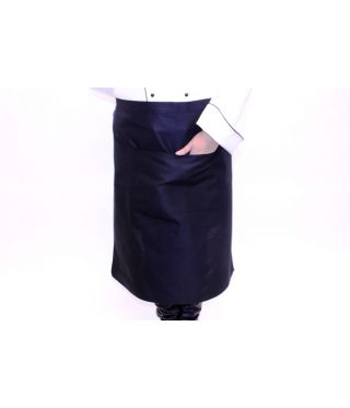 100% Cotton Waitron Apron - 75 cm