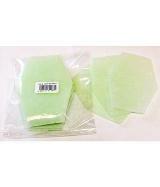 Replacement D15 Filter - Adult - Pack of 10