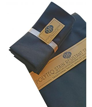 Polyteq Stain Resistant - Black