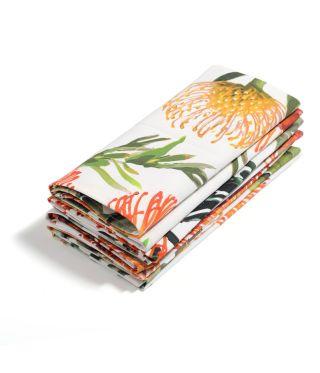 Botanica Pin Cushion - White - SET OF 6