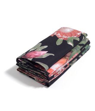 Botanica Protea - Black - SET OF 6