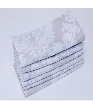French Damask - SET OF 6