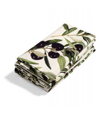 Botanica Olive - Set of 6