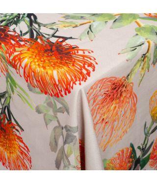 Botanica Pin Cushion - Linen Tablecloths