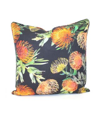Botanica Pin Cushion - Black