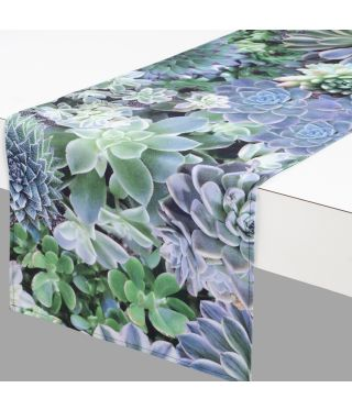 Botanica Pin Cushion - Succulent Blue Runner