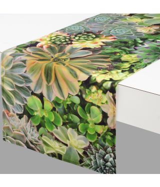 Botanica Pin Cushion - Succulent Green Runner