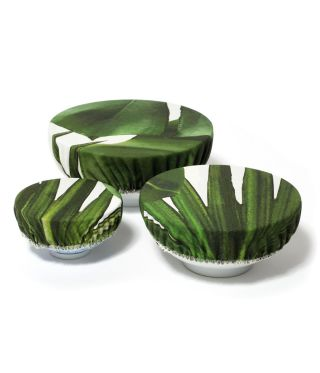 Bowl Coverings - Botanica - Delicious Monster - SET OF 3