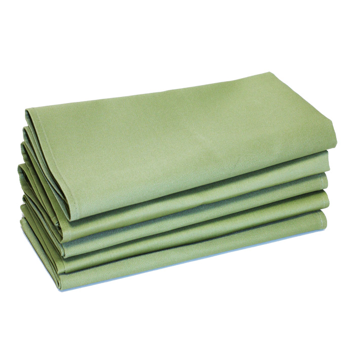 100% Cotton - Sage Green